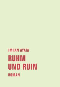 Ruhm und Ruin Cover