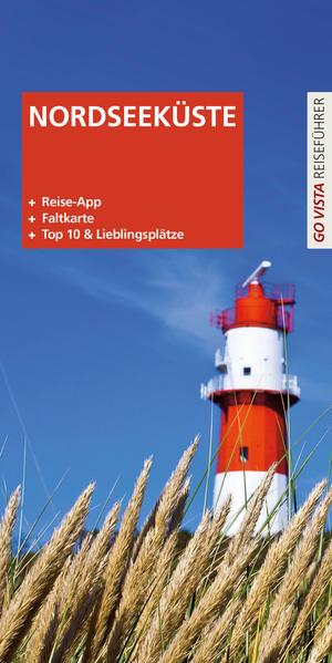 GO VISTA Plus: Reiseführer Nordseeküste - Coverbild
