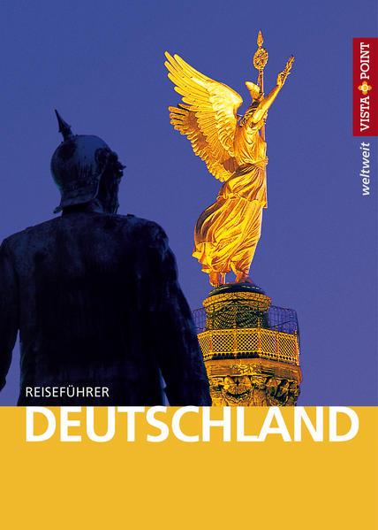Deutschland - VISTA POINT Reiseführer weltweit - Coverbild