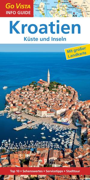GO VISTA: Reiseführer Kroatien - Coverbild