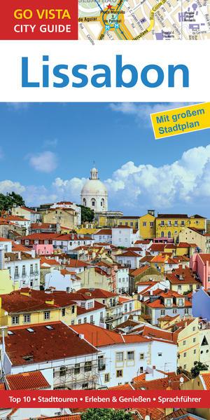 GO VISTA: Reiseführer Lissabon - Coverbild