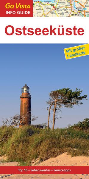 GO VISTA: Reiseführer Ostseeküste - Coverbild