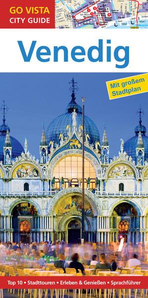 GO VISTA: Reiseführer Venedig - Coverbild