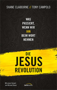 Die Jesus-Revolution Cover