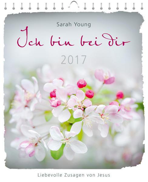 Ich bin bei dir 2017 - Postkartenkalender * - Coverbild