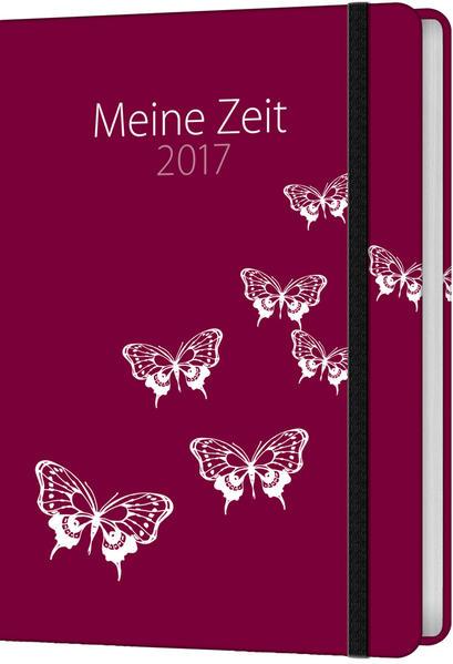 Meine Zeit 2017 (Schmetterling) * - Coverbild