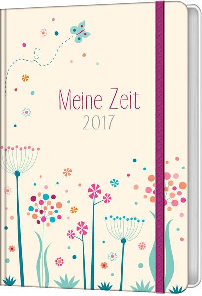 Meine Zeit 2017 (Farbenfroh) * - Coverbild