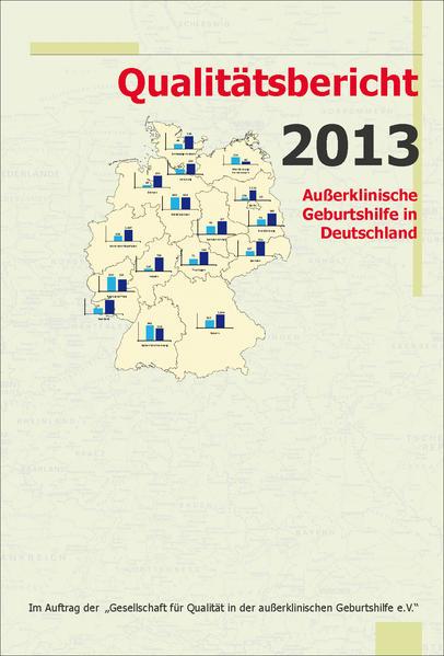 Qualitätsbericht 2013 - Coverbild