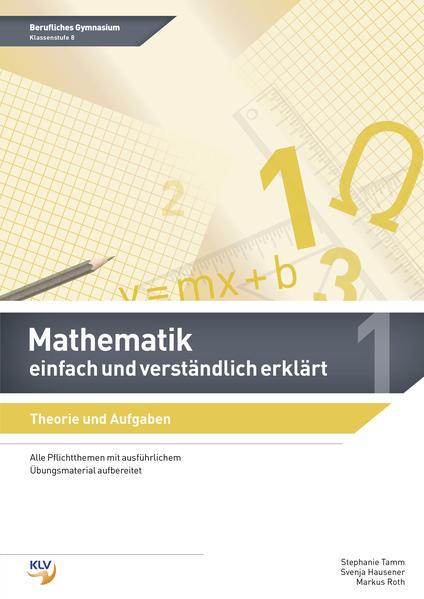 Mathematik - einfach und verständlich erklärt - Coverbild