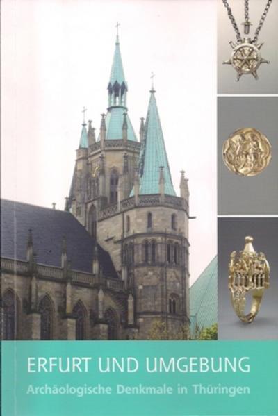 Erfurt und Umgebung - Coverbild