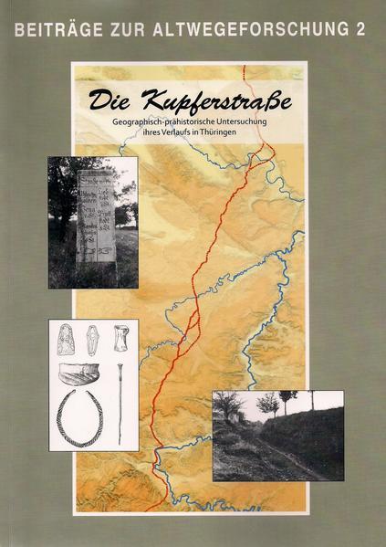 Die Kupferstraße - Coverbild