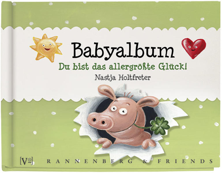 Babyalbum - Coverbild