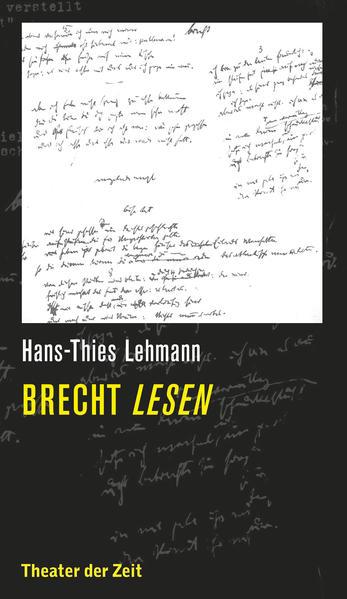 Brecht lesen - Coverbild