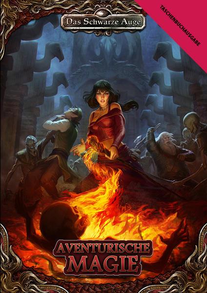 Aventurische Magie - Coverbild