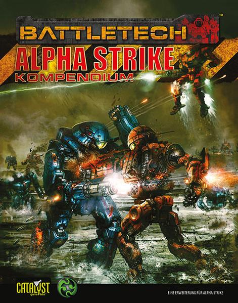 Alpha Strike Kompendium Laden Sie Das Kostenlose PDF Herunter