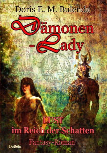 Dämonen-Lady - Lust im Reich der Schatten - Fantasy-Roman - Coverbild