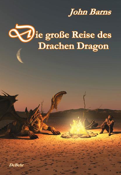 Die große Reise das Drachen Dragon - Coverbild