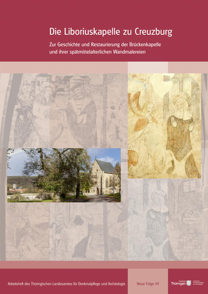 Die Liboriuskapelle bei Creuzburg - Coverbild