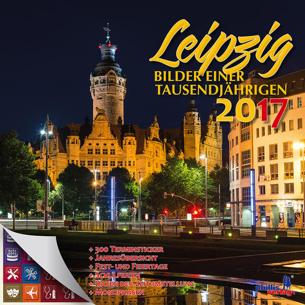 Leipzig 2017 - Coverbild