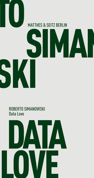 Data Love - Coverbild
