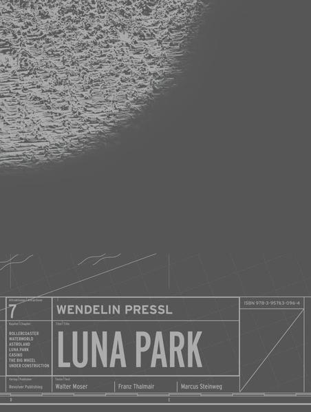 LUNA PARK - Coverbild