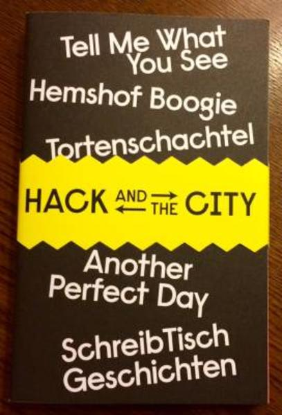 HACK AND THE CITY - Coverbild