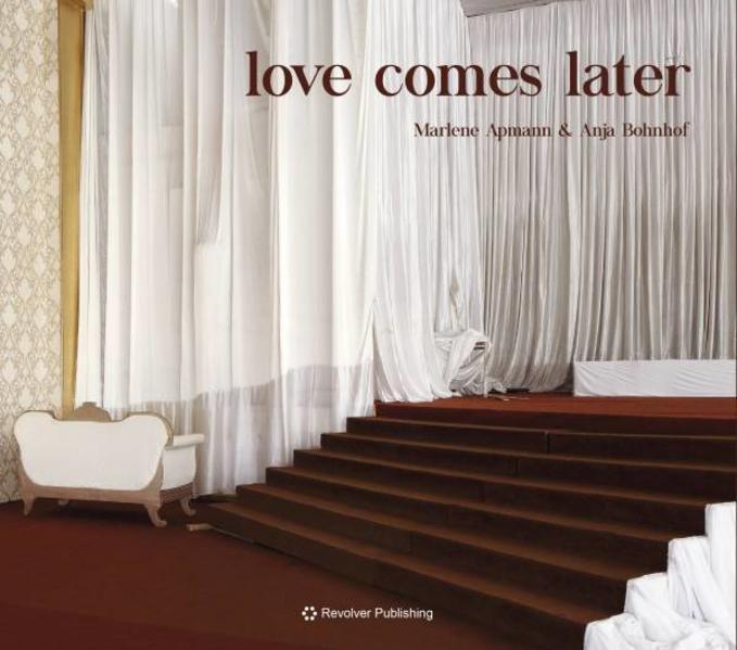 love comes later - Coverbild
