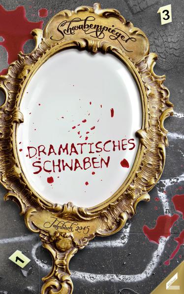 Der Schwabenspiegel. Jahrbuch für Literatur, Sprache und Spiel / Der Schwabenspiegel 2015 - Coverbild