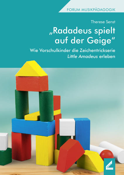 """""""Radadeus spielt auf der Geige"""" - Coverbild"""