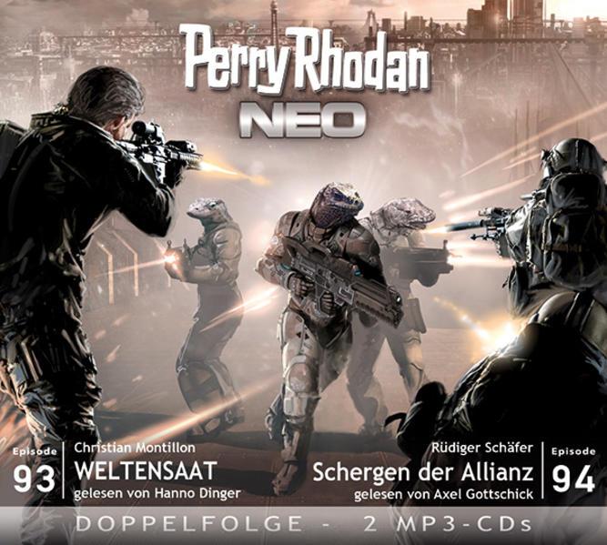 Perry Rhodan NEO MP3 Doppel-CD Folgen 93 + 94 Epub Kostenloser Download