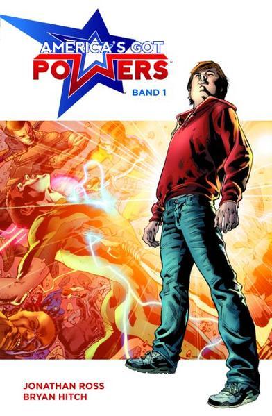 America's got Powers - Coverbild