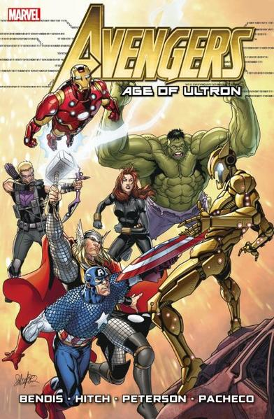 Avengers: Age of Ultron - Coverbild