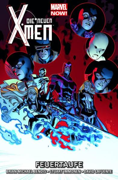 Die neuen X-Men - Marvel Now! - Coverbild