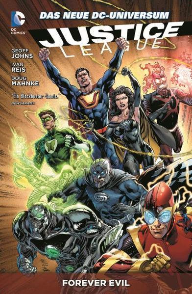Justice League - Coverbild