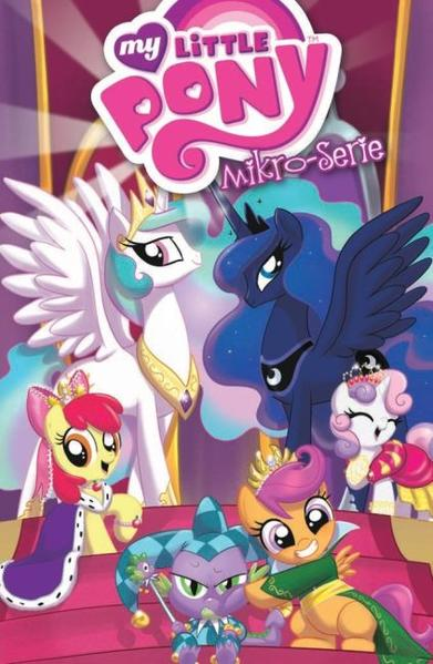 My little Pony: Mikro-Serie  - Coverbild