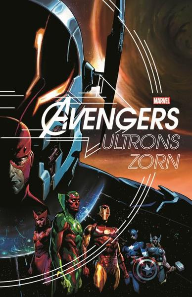 Avengers: Ultrons Zorn - Coverbild