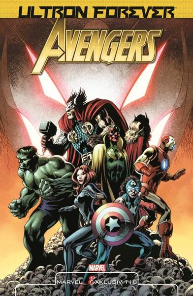 Avengers: Ultron Forever - Coverbild