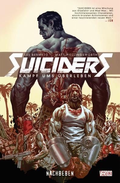 Suiciders - Kampf ums Überleben - Coverbild
