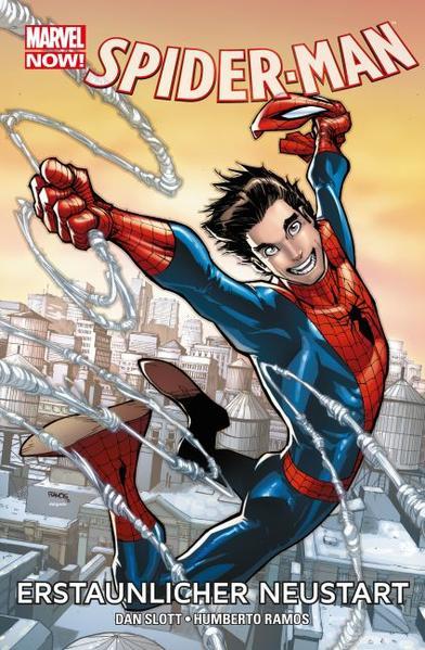 Spider-Man - Marvel Now! - Coverbild