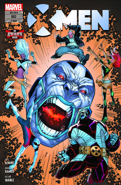 X-Men - Coverbild