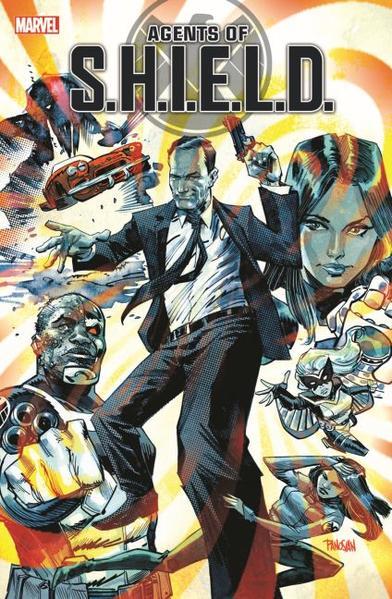 Agents of S.H.I.E.L.D.  - Coverbild