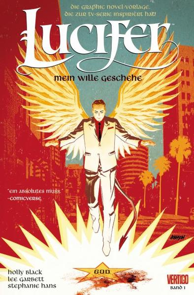 Lucifer – Mein Wille geschehe - Coverbild