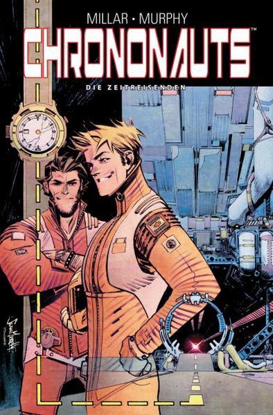 Chrononauts – Die Zeitreisenden - Coverbild