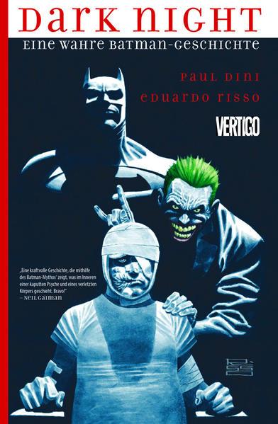 Dark Night: Eine wahre Batman-Geschichte - Coverbild