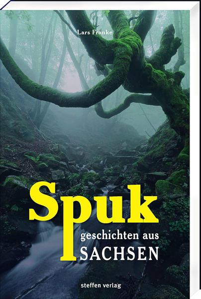 Spukgeschichten aus Sachsen - Coverbild