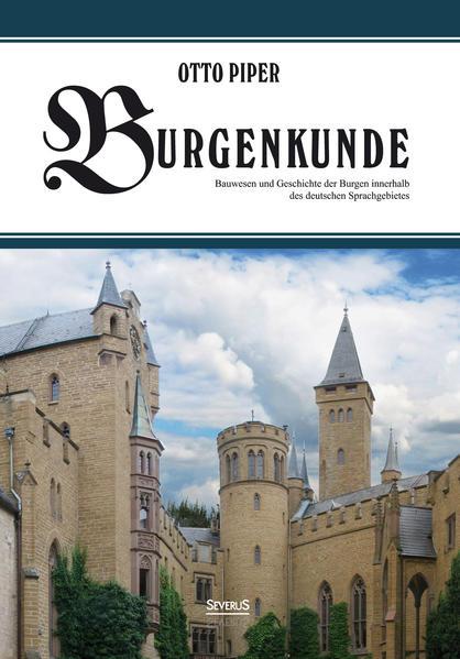Burgenkunde - Coverbild