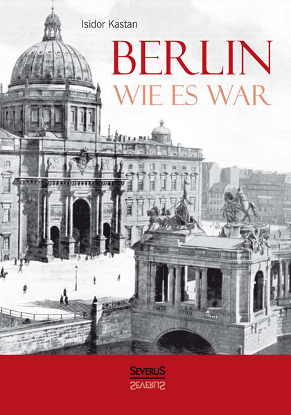 Berlin wie es war - Coverbild