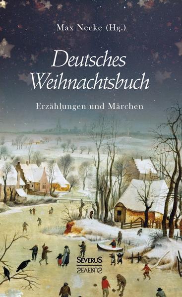 Deutsches Weihnachtsbuch: Erzählungen und Märchen - Coverbild