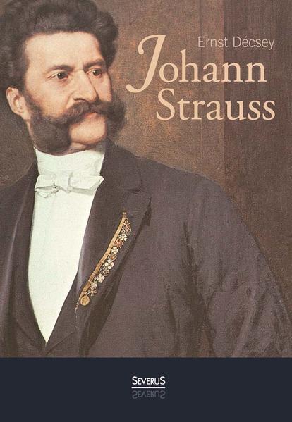 Johann Strauss: Ein Wiener Buch - Coverbild