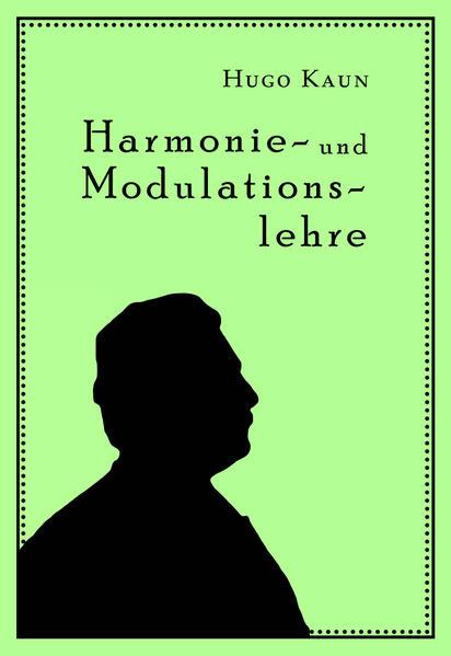 Harmonie- und Modulationslehre - Coverbild